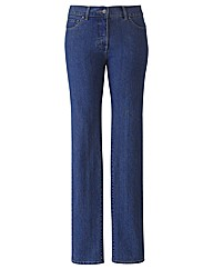 Simply WOW Slim Leg Jeans Length 27in