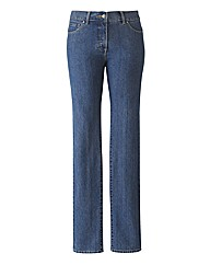 Simply WOW Slim Leg Jeans Length 33in