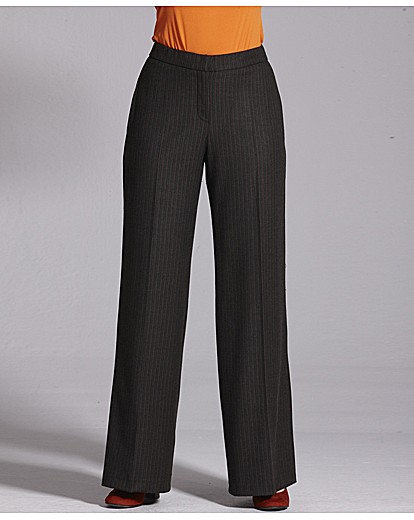 MAGIFIT Palazzo Trousers Length 31in