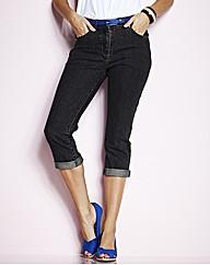 Truly WOW Crop Skinny Jeans