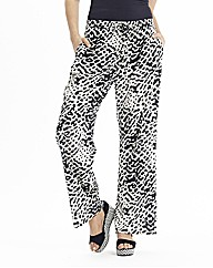 Slouchy Pants Length 28in