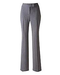 Bootcut Trousers Length 28in