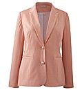 Heavy Jersey Blazer Jacket