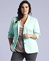 Heavy Jersey Blazer Jacket