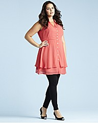 Glamorosa Tunic Standard Fit B-DD
