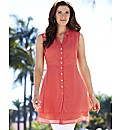 Glamorosa Tunic Very Voluptuous Fit H-K