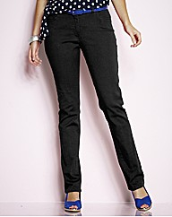 Simply WOW Coloured Slim Leg Jeans 30in