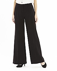 Super Wide Leg Trousers Length 30in