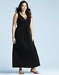 Glamorosa Maxi Dress Dual Bust Fit E-K