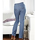 BESPOKEfit Jeans 31in Flat Bum Fit