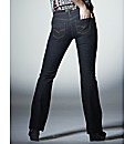 Fit Your Bum Bootcut Jeans Full Fit 31in