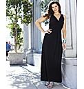 Glamorosa Maxi Dress Dual Bust Fit B-GG