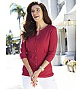 Glamorosa Cardigan Dual Bust Fit E-K