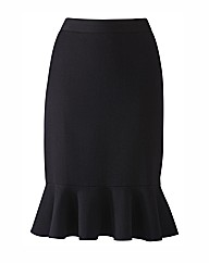 Tall Mix and Match Flippy Hem Skirt