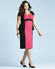 Glamorosa Dress Very Voluptuous Fit H-K+