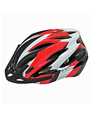 Bryce Inmould Cycle Helmet Red