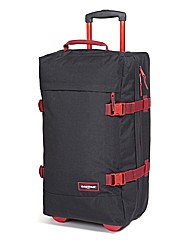 Eastpak Tranverz M Trolley - Black/Red