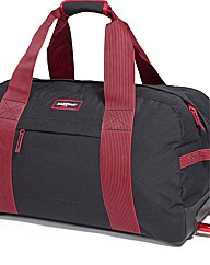 Eastpak Container 65 Trolley - Black/Red