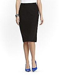 Basic Pencil Skirt Length 25in