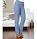 BESPOKEfit Waist Smoother Jeans 28in