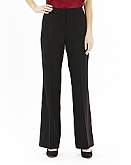 Basic Bootcut Trousers Length 28in