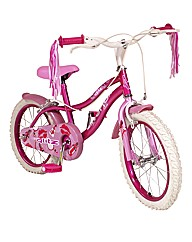 Silverfox Glitz 16in Girls Bike