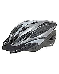 Sierra Cycle Helmet Silver