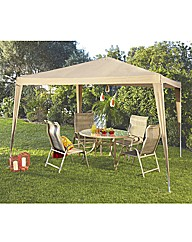 Party 3x3 Gazebo With Carry Bag