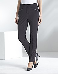 MAGISCULPT Slim Leg Trousers Length 29in