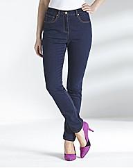 MAGISCULPT Flat Tum Jeans - Short