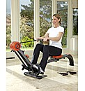 Body Sculpture Gym & Rower in One & DVD