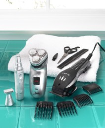 Shaver, Clipper and Trimmer Set