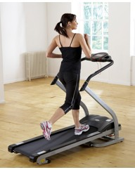 Motorised Treadmill With Installation