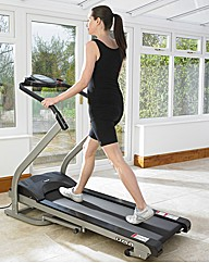 Motorised Treadmill upto 10mph & Install
