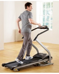 Carl Lewis Motorised Treadmill & Install