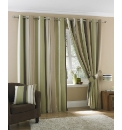 Whitworth Jacquard Eyelet Curtains