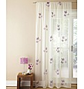Butterflies Slot Top Voile Panel