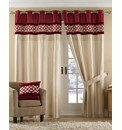 Cambridge Lined Eyelet Curtains