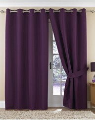 Emperor Thermal Eyelet Curtains