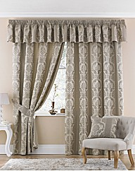 Sovereign Lined Pencil Pleat Curtains