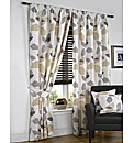 Tropic Pencil Pleat Curtains