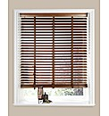 Premium 50mm Wooden Venetian Blinds