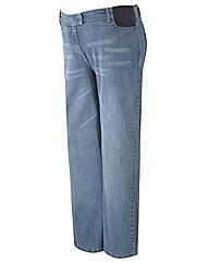 Maternity Boyfriend Jeans