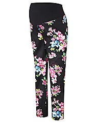 Maternity Print Trousers