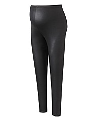 Maternity Wetlook Leggings