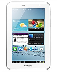 Samsung 7in Galaxy Tab 2 - Wi-Fi -White