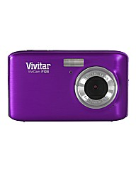 Vivitar 14MP Digital Camera - Purple