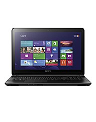 Sony Touchscreen Laptop - Black
