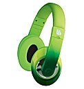 Ombre Over Ear Headphones - Green
