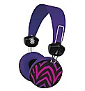Macbeth Zebra Ombre Headphones
